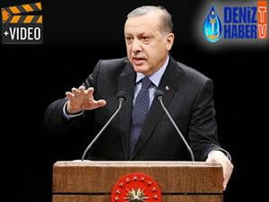 Recep Tayyip Erdoğan: Akkuyu'da ilk reaktörü 2023'te hizmete alacağız