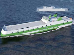 Grimaldi'den yeni nesil gemilere 400 milyon dolarlık yatırım