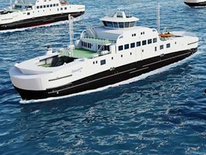 Fjord1, yeni feribotları için Corvus Energy'yi seçti