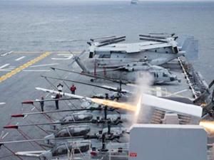 ABD, Çin'e askeri sistemleri geriye çekmesi için çağrıda bulundu