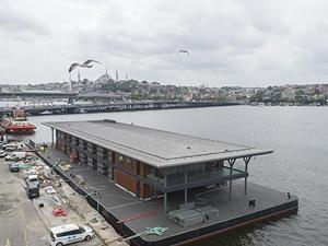 Karaköy İskelesi, 29 Mayıs'ta hizmet vermeye başlayacak