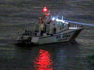 Sarıyer'de denize düşen askerin cansız bedenine ulaşıldı