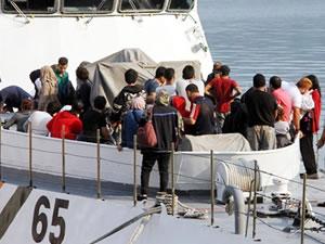İzmir ve Aydın'da 119 kaçak göçmen yakalandı