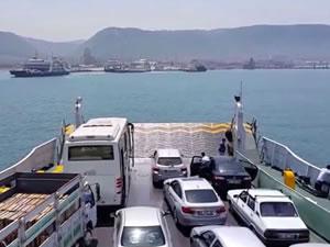 KKTC ve Alanya arasında feribot seferleri başlıyor