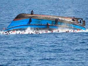 Kongo Demokratik Cumhuriyeti'nde tekne kazası!