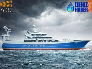 Cemre Tersanesi, LNG yakıtlı balıkçı gemisi inşa ediyor