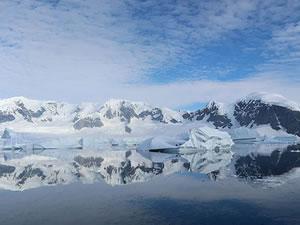 Antarktika'da üç kanyon keşfedildi
