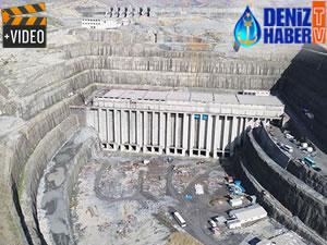 Ilısu Barajı, ülke ekonomisine yıllık 1.5 milyar liralık katkı sağlayacak