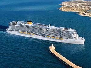 Costa Cruises, kruvaziyer filosunu modernize ediyor