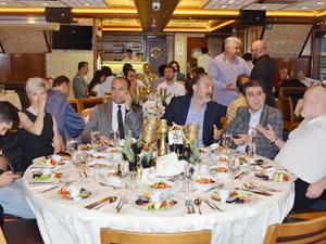 Yaf Diesel, geleneksel iftar yemeğiyle sektörü bir araya getirdi