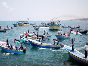 İsrail'in alıkoyduğu yolcular serbest bırakıldı!