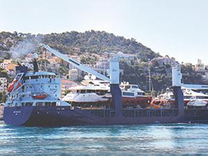 Mega Yacht Transport'a talepler arttı