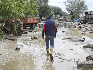 Bala'daki sel felaketinin yaraları sarılıyor