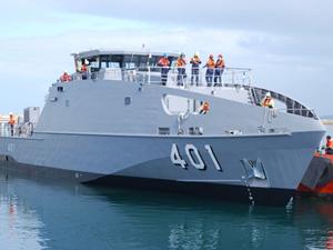 Austal, Pasifik ülkeleri için karakol gemisi inşa ediyor