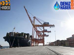Liman Tek Pencere Sistemi Asyaport Limanı'nda hayata geçiyor