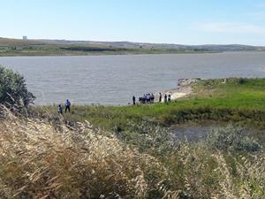 Sazlıbosna Barajı kenarında ceset bulundu