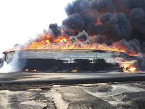 Libya'daki Ras Lanuf Petrol Terminali'ne saldırı düzenlendi
