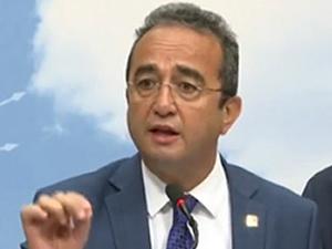 Bülent Tezcan: Cumhurbaşkanlığı seçimi ikinci tura kalmıştır