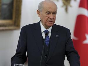 MHP Genel Başkanı Bahçeli: Cumhurbaşkanı seçimi ilk turda sonuçlanmıştır