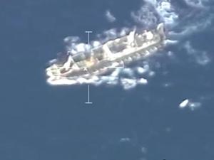 Çin sahil güvenlik, tartışmalı adalar etrafında görüldü