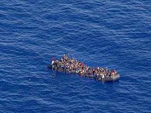Libya açıklarında son iki günde 657 göçmen kurtarıldı