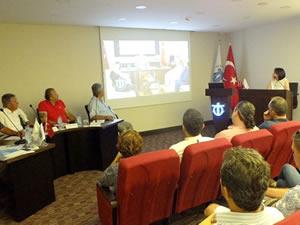 İMEAK DTO Antalya Şubesi Olağan Meclis Toplantısı gerçekleştirildi
