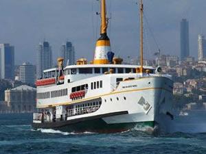 İstanbul'da iptal edilen vapur seferleri tekrar başladı
