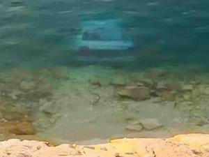 Şanlıurfa'da baraj gölünde erkek cesedi bulundu