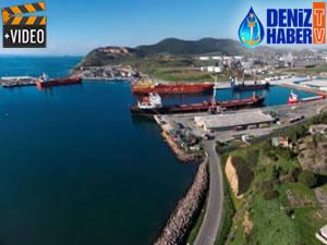 Aliağa'da yapılacak liman projesi için onay verildi