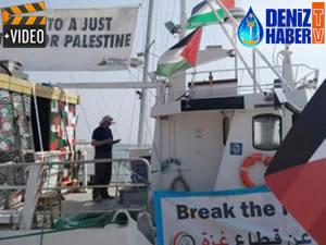 Özgürlük Filosu, Cadiz Limanı'na ulaştı