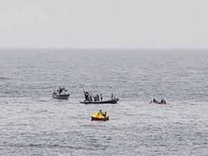 Akdeniz'de kurtarılan 233 göçmen Malta'ya getirildi