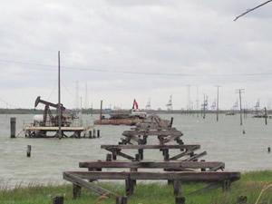Tabbs Körfezi'nde petrol sızıntısı yaşandı
