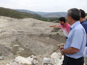 Manisa'da 22 baraj ve 6 gölet inşaatı devam ediyor