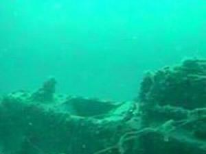Kırım açıklarında 5 denizaltı ve gemi enkazları bulundu!