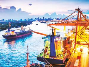 Denizler 'ticaret merkezi' olmaya hazırlanıyor