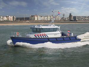 Damen Tersanesi, Hollanda'ya devriye gemisi inşa ediyor