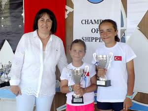 Antalya Kabotaj Kupası'nda ödüller verildi