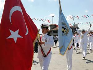 1 Temmuz Denizcilik ve Kabotaj Bayramı çeşitli etkinliklerle kutlandı