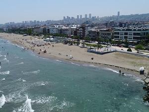 Samsun'da güvenli yüzme alanları belirlendi