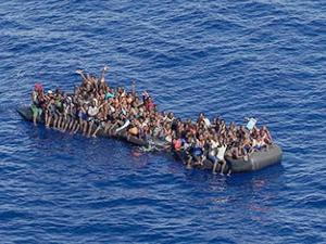 Libya'da hafta sonu 200'den fazla göçmen hayatını kaybetti
