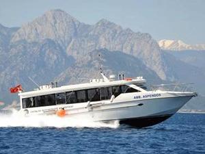 Antalya-Kemer arasında 120 bin yolcu taşındı