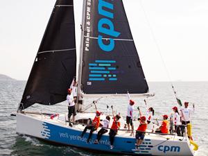 Moda Koyu Kupası'nın sahibi CPM-Palamut Yelken Takımı oldu