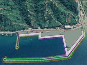 Rize İyidere Lojistik Liman Projesi'nin tanıtımı yapıldı