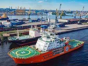 Gazprom, Arktik operasyonları için filosunu genişletiyor