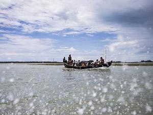 Malezya'da alabora olan teknede ölü sayısı 7'ye yükseldi
