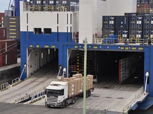 Türkiye ile İspanya arasına Ro-Ro hattı açılacak