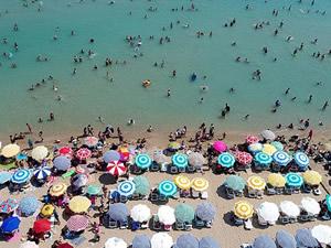 Deniz turizminde yaz bereketi yaşanıyor