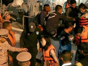 Phuket'te tekne faciasında 49 kişi kayboldu