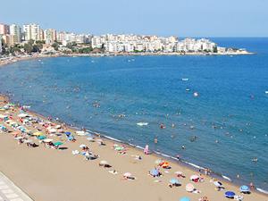 Susanoğlu Halk Plajı, Mavi Bayrak ile taçlandı