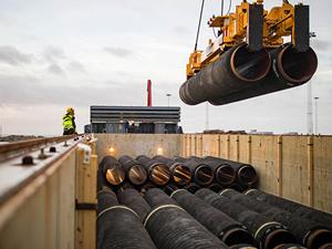 Estonya'dan doğal gaz boru hattına onay
